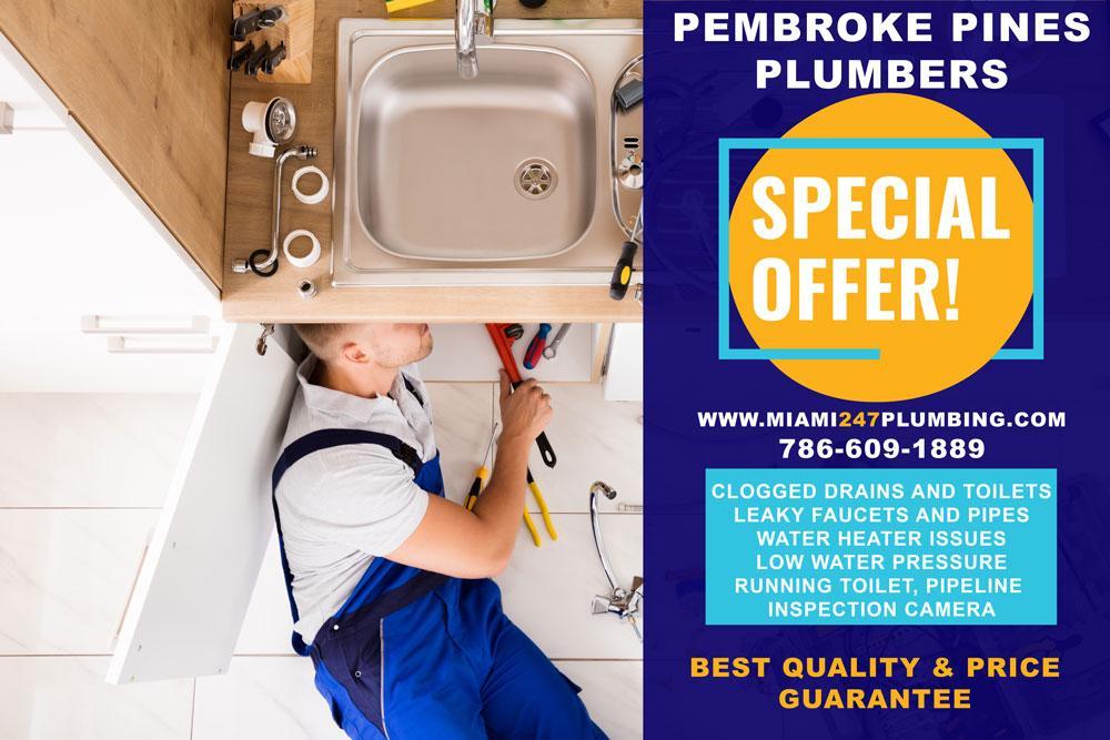 Miami 24/7 Plumbing: Pembroke Pines Plumbers