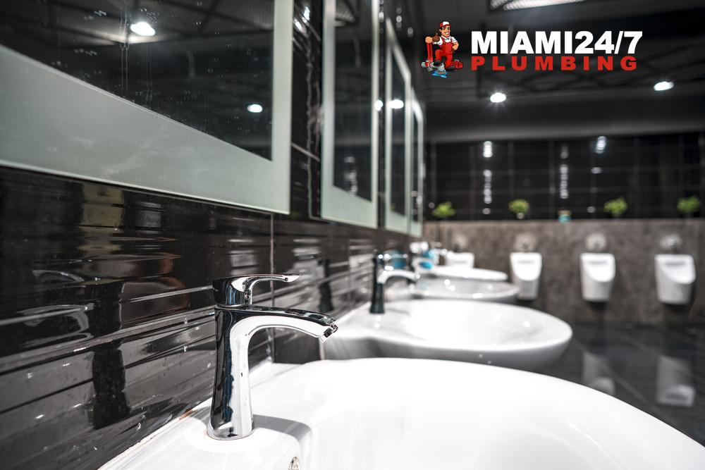 Commercial Plumbing Miami