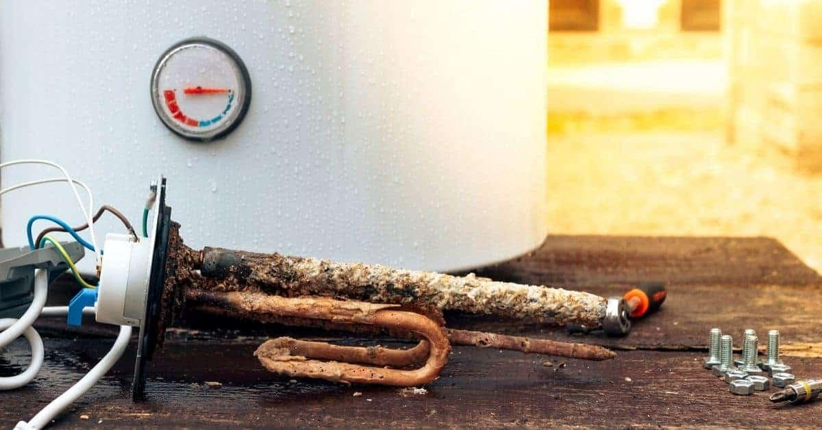 Electric  Water Heater Services