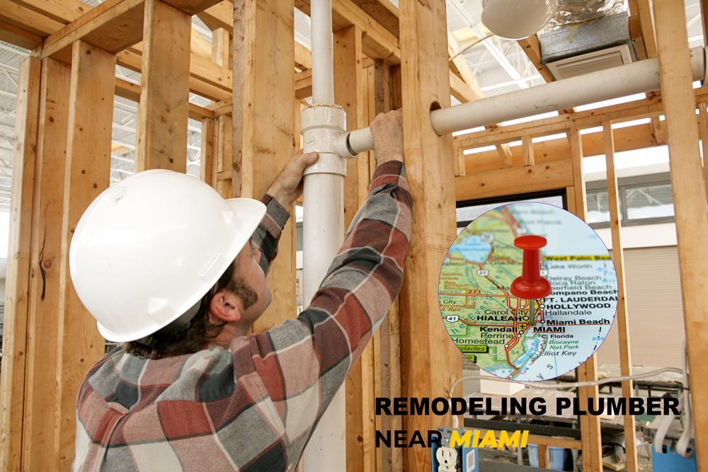 Plumbing Remodeling Miami